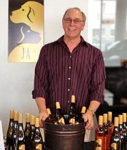 JA wine