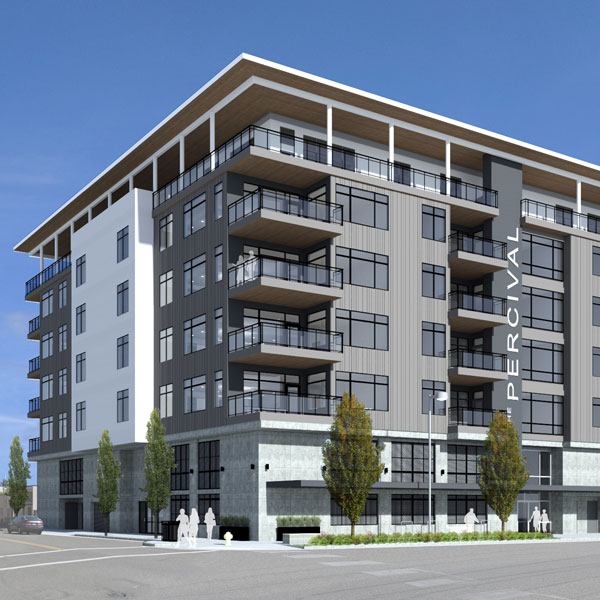 Percival Condos: Downtown Living at its Best